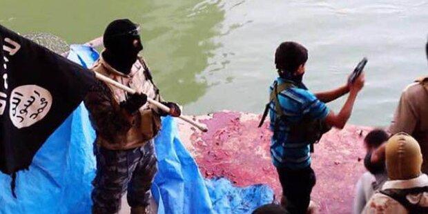ISIS setzt jetzt auf Terror-Kinder