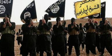 Mutmaßliche IS-Kämpfer in Salzburg