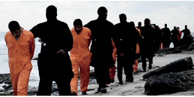 25.000 Ägypter fliehen vor ISIS