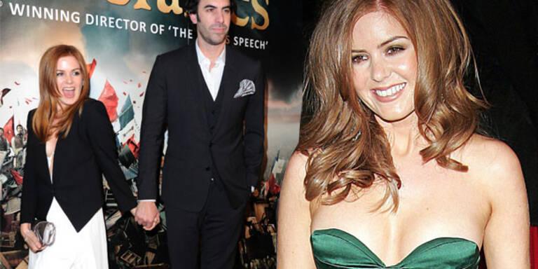"""Isla Fisher: """"Mit Borat wird mir nie fad"""""""