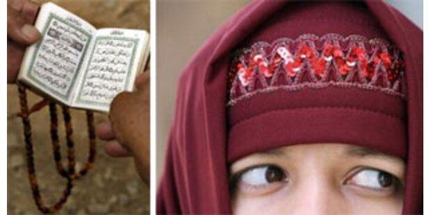 Muslime überholen zahlenmäßig die Protestanten
