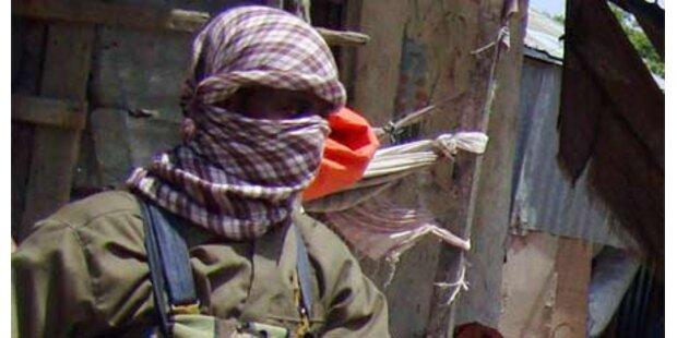 Extreme Islamisten bleiben große Gefahr