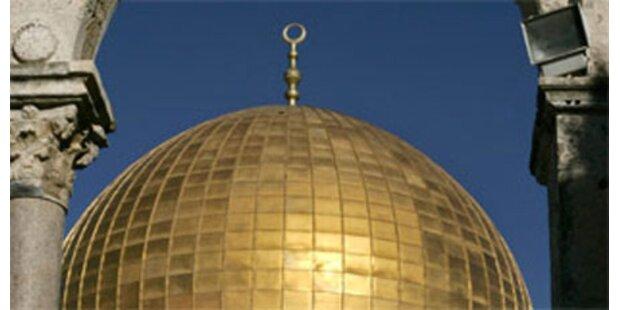 Soll Bau von Minaretten verboten werden?