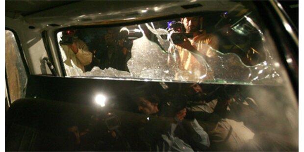 Selbstmordattentäter tötete Polizisten