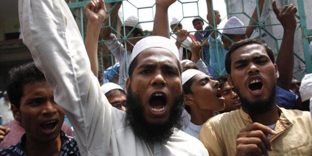 Islamisten fordern Anschläge in Deutschland