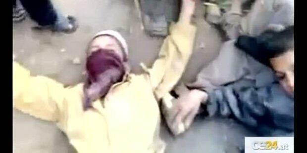 Islam. Kinder als Selbstmord-Attentäter