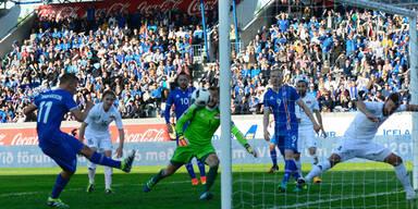 Island gewann gegen Liechtenstein 4:0
