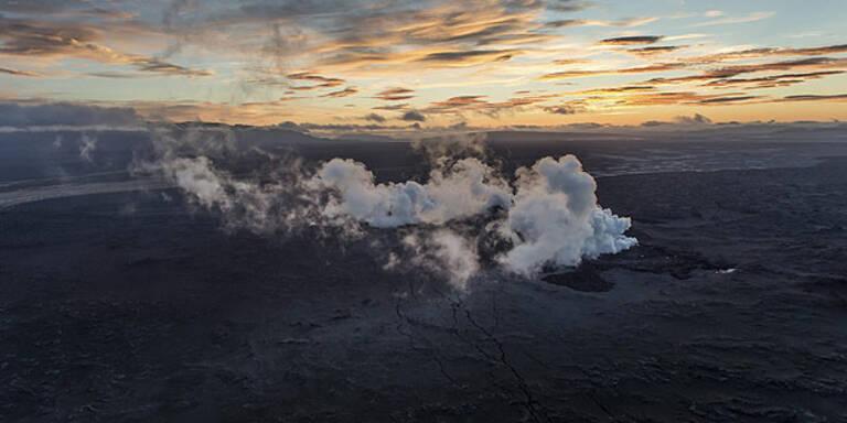 Island-Vulkan: Flugverbot aufgehoben