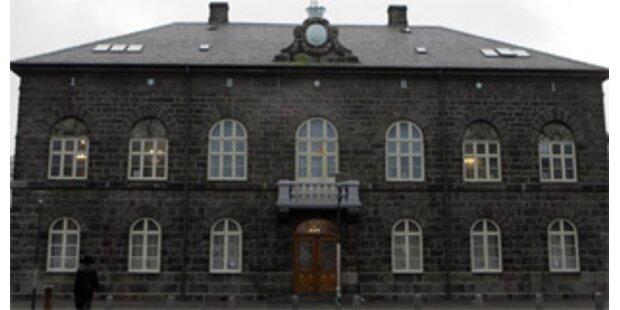 Island bekommt rot-grüne Übergangsregierung