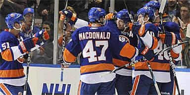 Islanders beenden Negativ-Serie