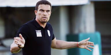 Jetzt offiziell: Ismael nicht mehr LASK-Trainer