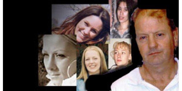 Mörder von Ipswich erhält lebenslänglich