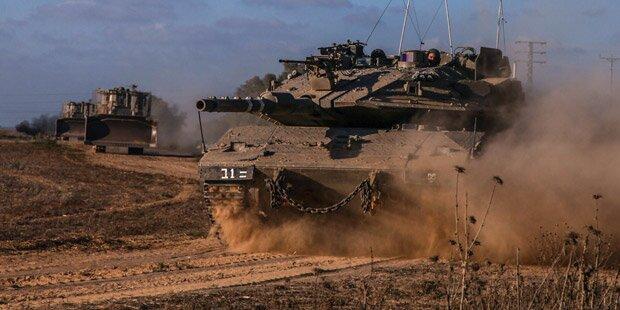 Israel startet Gaza-Bodenoffensive