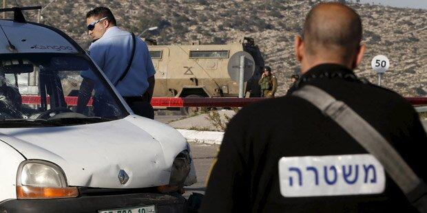 Anschläge auf Israelis: Drei Palästinenser tot