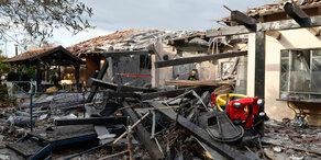 Raketenangriff aus Gaza: Sechs Verletzte in Israel
