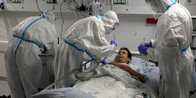 Mann in Krankenhaus nach Lockdown in Isreal