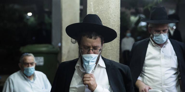 Nach Lockdown: Israel droht dritte Corona-Welle
