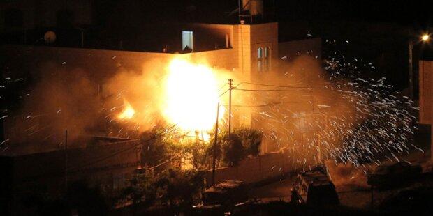 Gaza: Neun Tote bei Drohnenangriffen