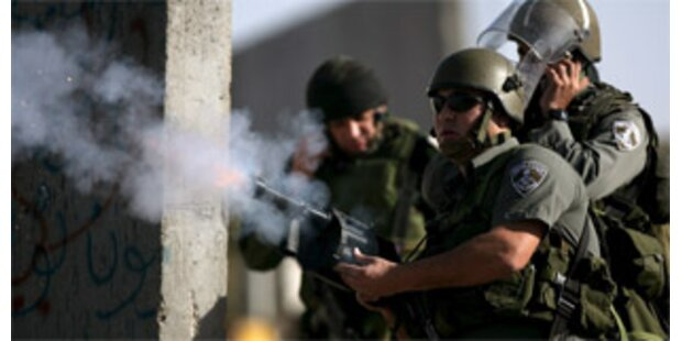 Israel greift Tunnelsystem in Gaza an