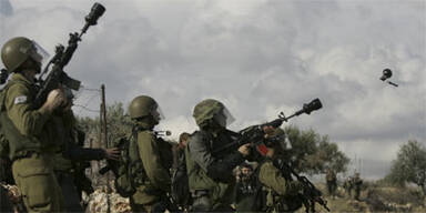 Israels Armee in Alarmbereitschaft