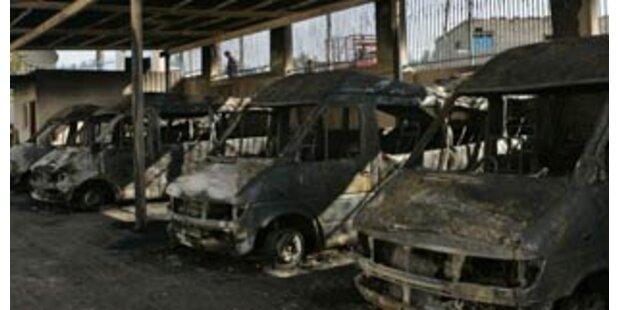 Fünf Tote bei neuen Luftangriffen in Gaza