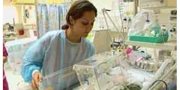 Baby wurde vorzeitig für tot erklärt