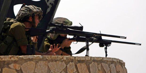 Schwere Gefechte an Grenze Israel-Libanon