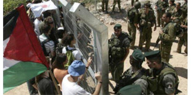 Fronten in Nahost sind verhärtet