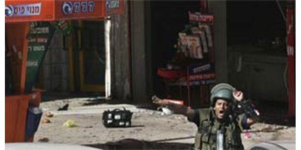 Drei Tote bei Selbstmordanschlag in Israel