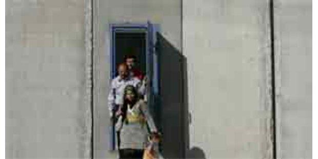 Israel öffnet Warenübergänge wieder