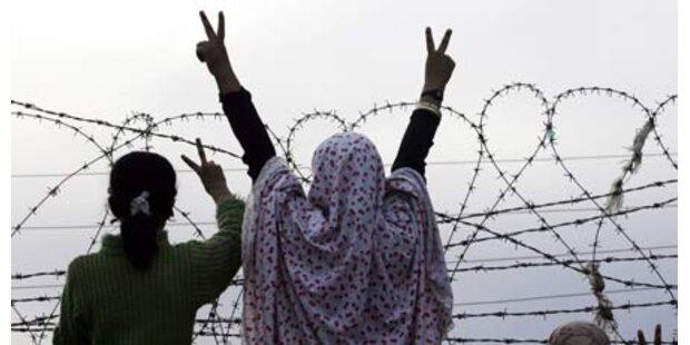 Proteste gegen israelische Baupläne