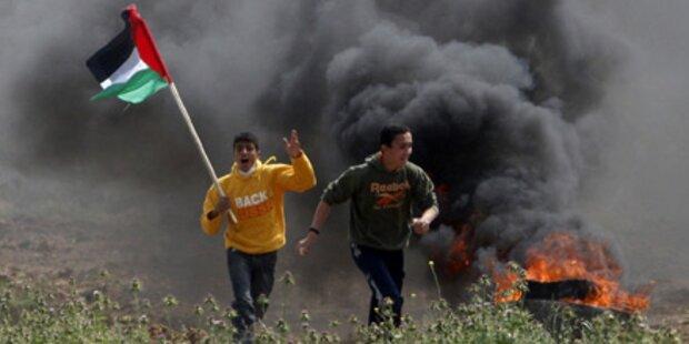 Gazastreifen: Israel feuert Raketen ab