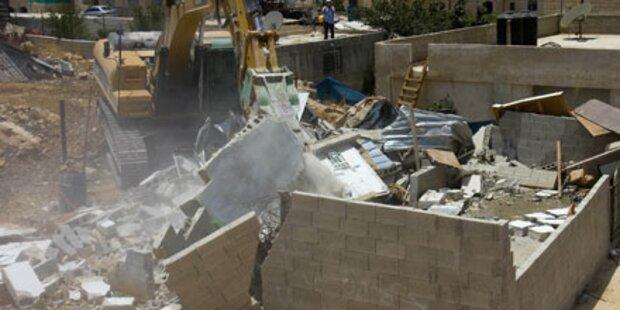 Israel macht Familie obdachlos