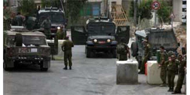 Israel schließt Hamas-Gebäude im Westjordanland