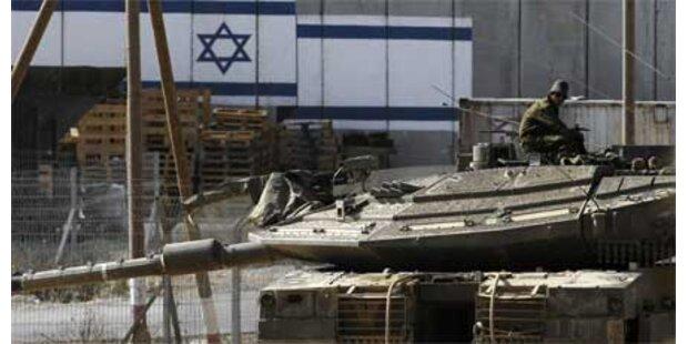 Israelischer Vorstoß im Gazastreifen