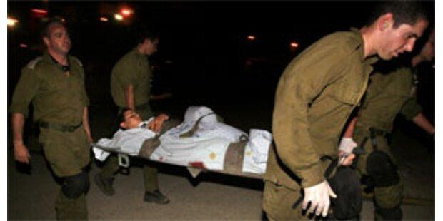 Raketen aus Gaza treffen Israels Armee