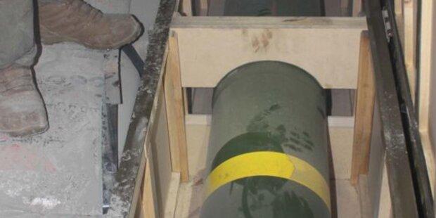 Israel stoppt Schiff mit iranischen Raketen