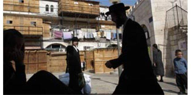 Angst vor Siedleraufstand wächst