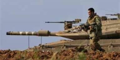 Israelische Bodenoffensiven