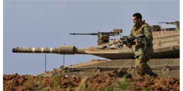 Israel erklärt einseitig Waffenruhe