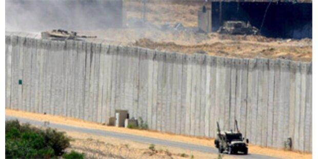 Israels Sperrwand wird zum Drogenumschlagplatz