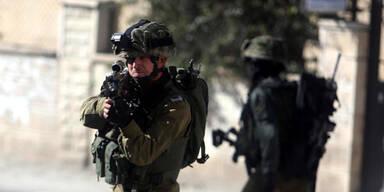 Israel: Attentäter von Soldaten erschossen