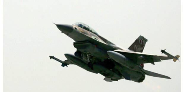 Israelischer Luftangriff auf Terror-Tunnel
