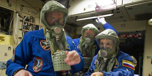 Fehler in Kühlsystem der Raumstation ISS