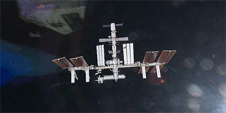 Panne bei Manöver auf Raumstation ISS