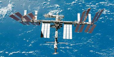 ISS soll im Meer versenkt werden