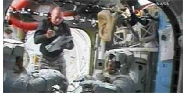 Toilette auf der ISS funktioniert wieder