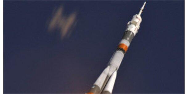 Neue Besatzung unterwegs zur Weltraumstation ISS