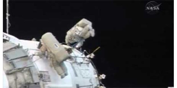 ISS droht Kollision mit Weltraumschrott