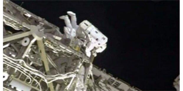 US-Satellit kollidiert mit russischem Flugkörper